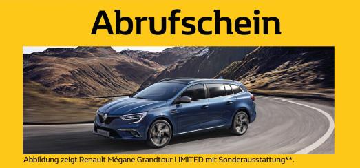Abrufschein Dresdener Auto AG