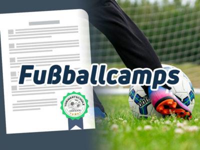 Fußballcamps Torwartschule Dresden