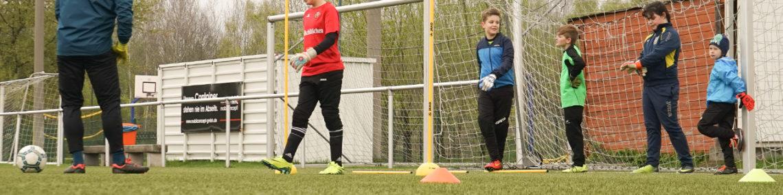 Vereins-Training Torwartschule Dresden Köhler Kuntke Torwartcamp
