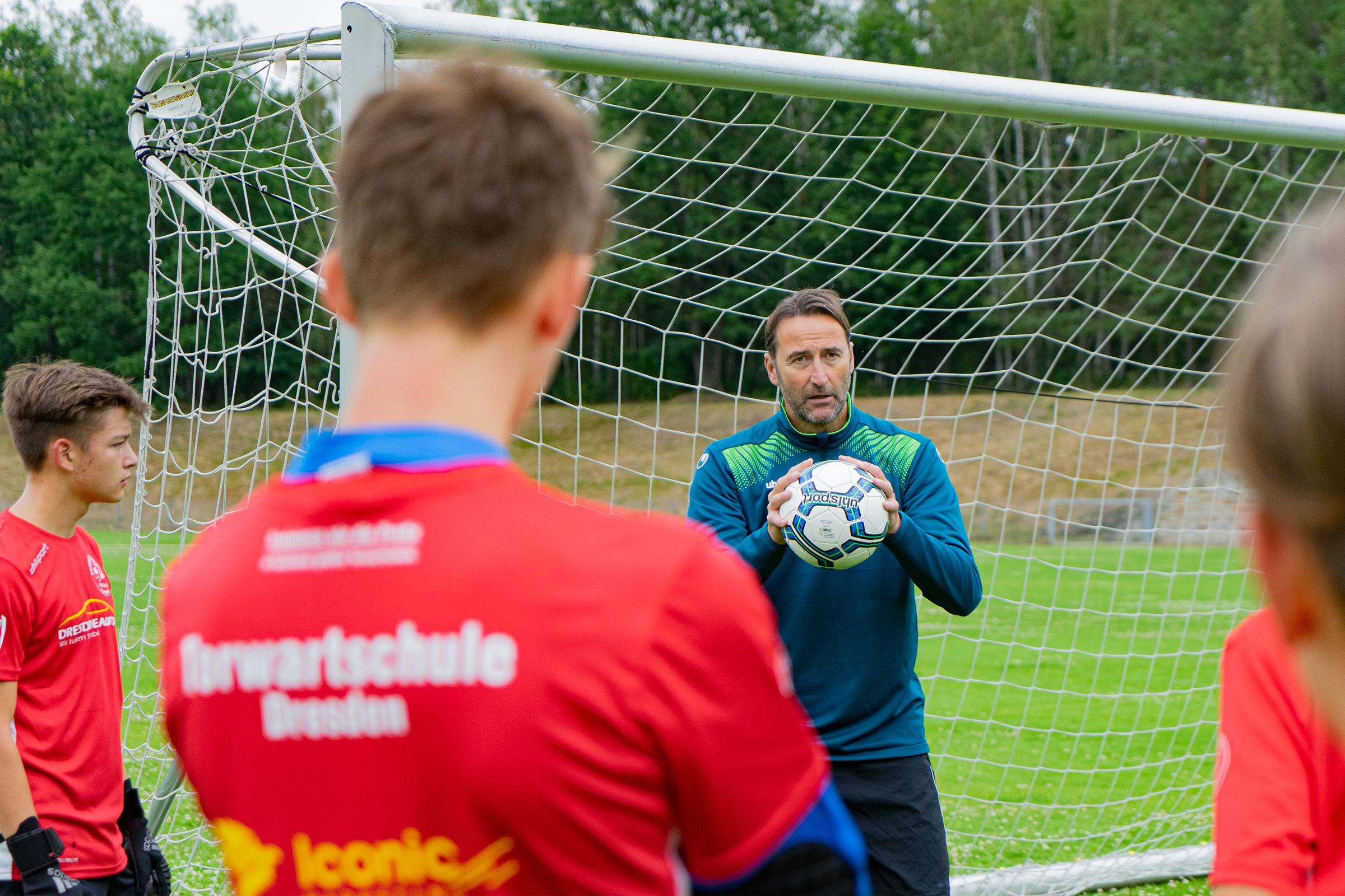 Torwartschule Dresden Torwart-Training