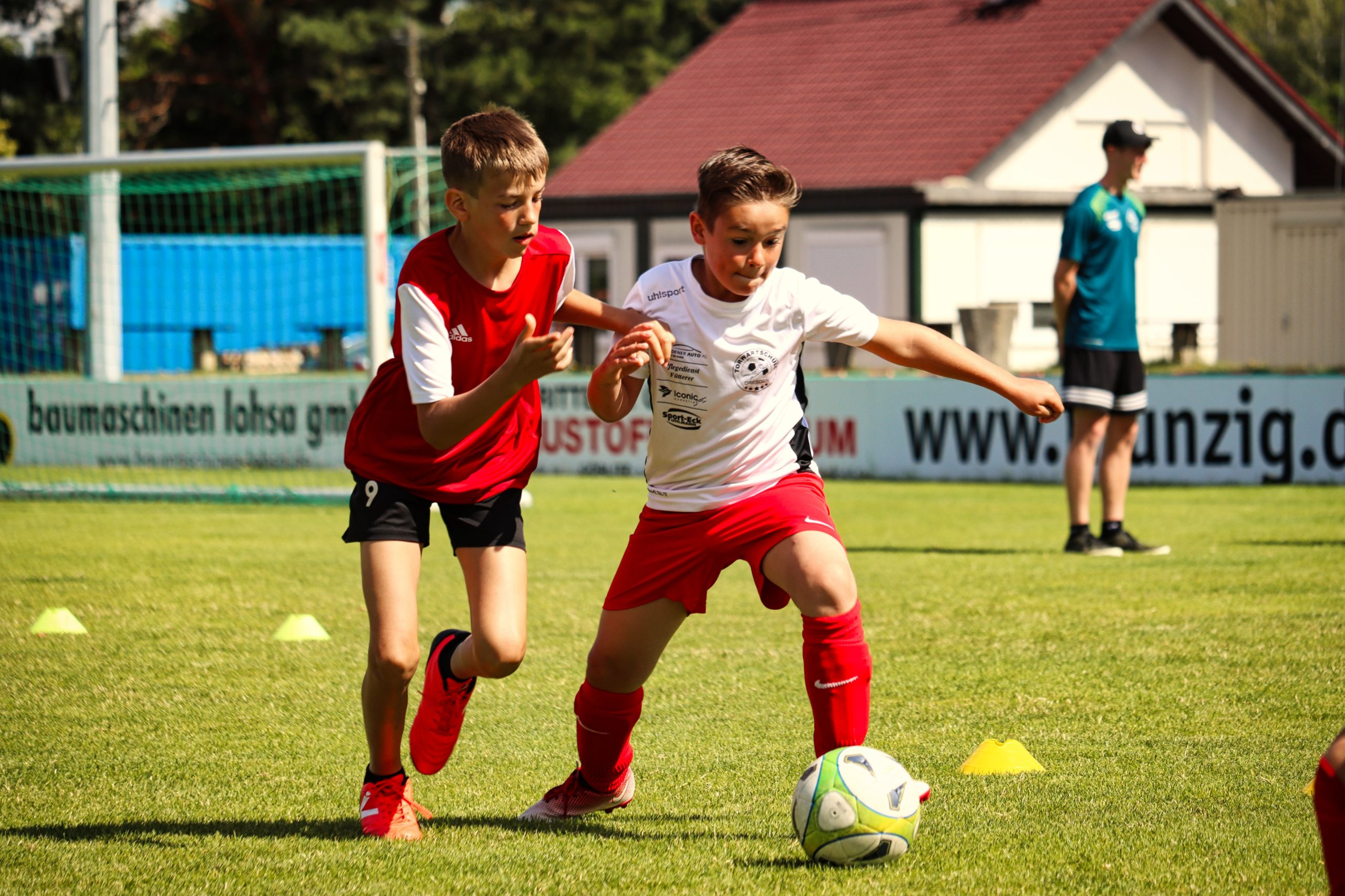 Fußballcamps Dresden