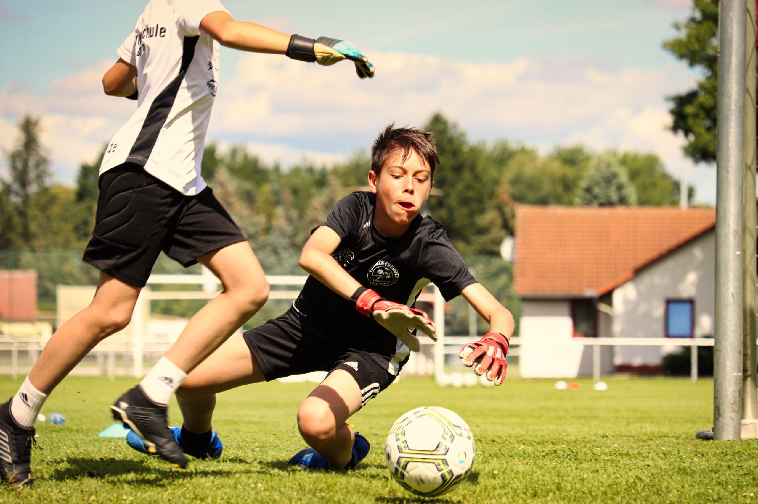 Fußballcamp Dresden