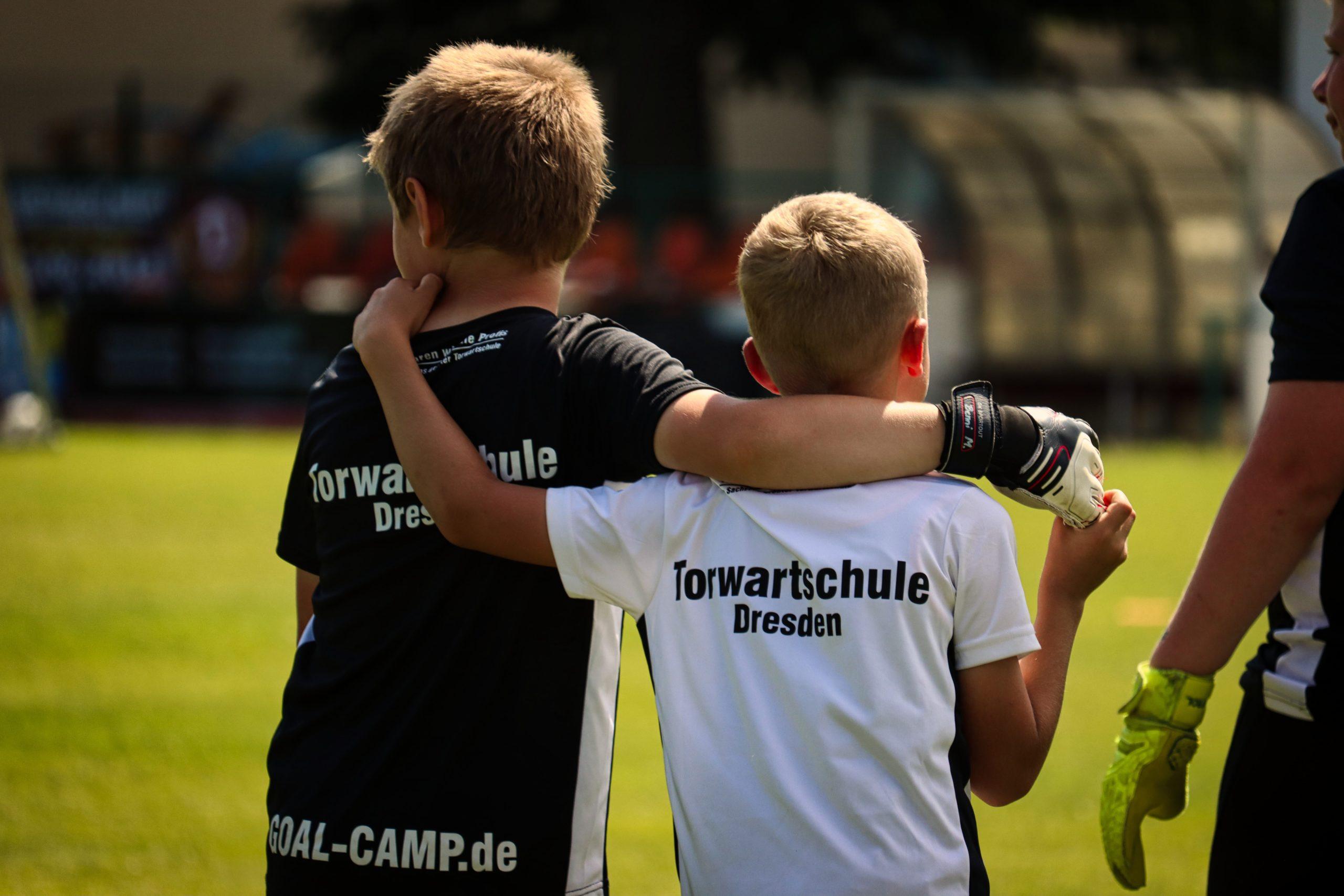 Vereins-Training Torwartschule Dresden
