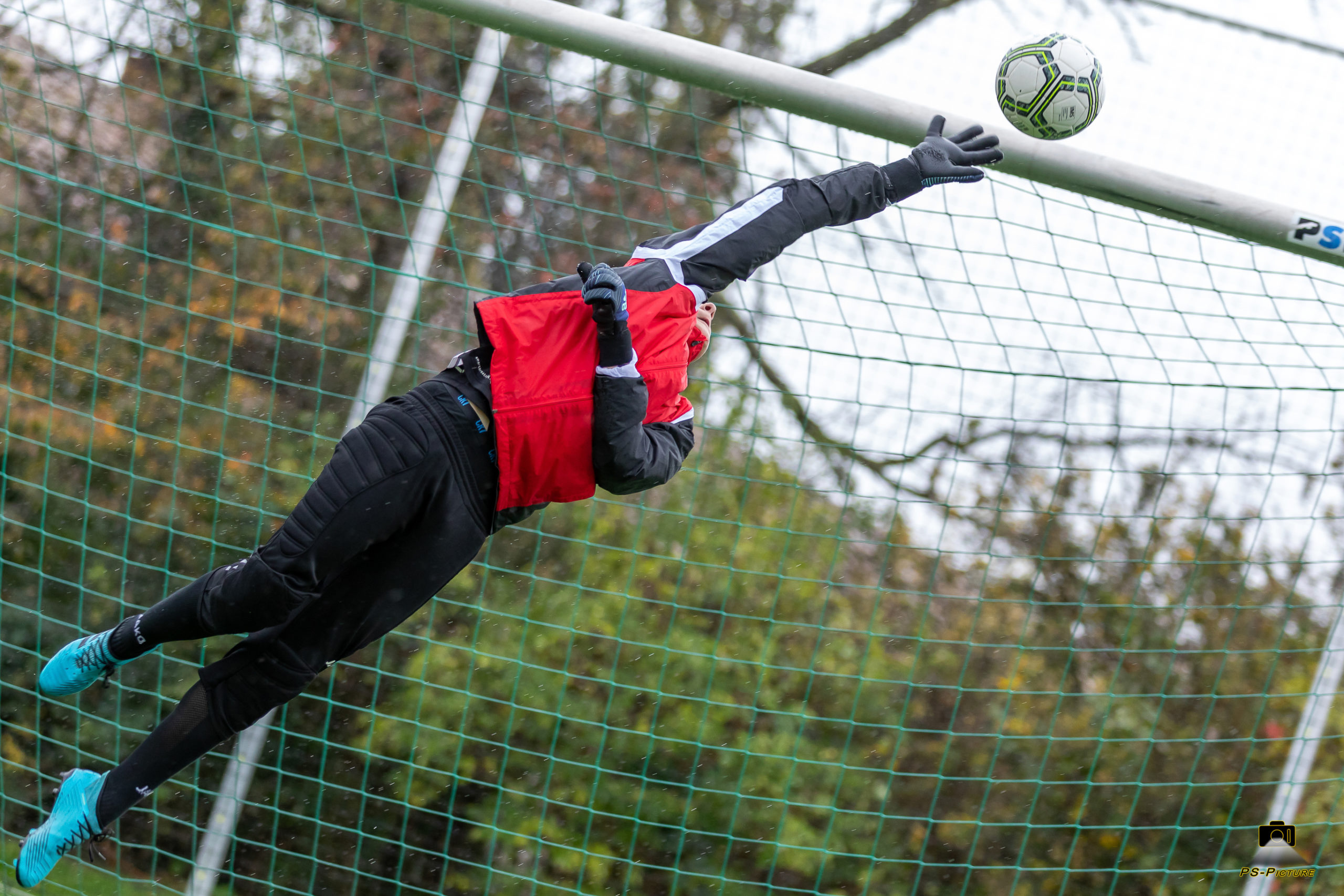 Torwartschule Dresden Trainingsinhalte