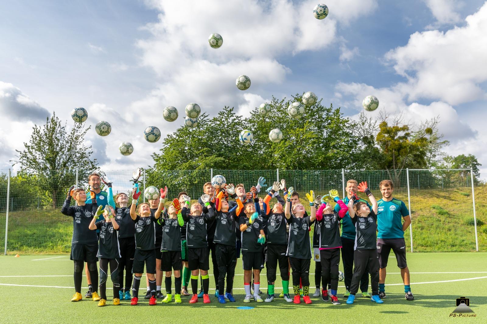 Torwartschule Dresden Team
